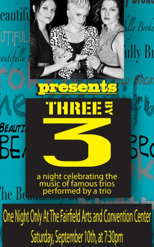 Three by 3 Show – September 10th, 2011
